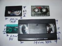 DV VSH 錄影帶Hi8,V8轉拷 MPEG 檔 錄音帶轉錄 音樂CD _圖片(4)