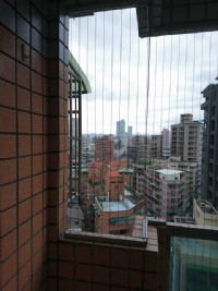 新莊 隱形鐵窗 新北市 蘆洲 隱形鐵窗 三重 隱形鐵窗 防鴿子入侵_圖片(1)