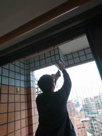 新莊 隱形鐵窗 新北市 蘆洲 隱形鐵窗 三重 隱形鐵窗 防鴿子入侵_圖片(2)