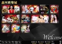 鑫河娛樂城 線上娛樂平台 百家樂 輪盤 21點 骰寶 賓果 運動彩 任你玩_圖片(4)