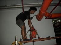 專業抽水肥~包通水管不通~包通馬桶不通~洗水塔~清水溝~消毒~裝潢設計~廠房拆除~舊屋翻新改建 水電維修工程 防水抓漏_圖片(4)
