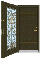 (富祥鋼鋁興業有限公司)不鏽鋼防盜窗.不鏽鋼防盜門.採光罩. _圖片(1)