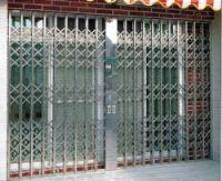 (富祥鋼鋁興業有限公司)不鏽鋼防盜窗.不鏽鋼防盜門.採光罩. _圖片(4)