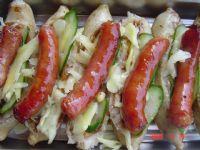 50年老店 東港特產葉家香腸、糯米腸、臘肉送禮 批發 手提禮盒_圖片(1)