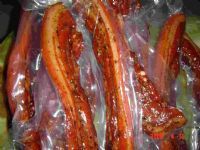 50年老店 東港特產葉家香腸、糯米腸、臘肉送禮 批發 手提禮盒_圖片(2)