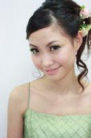 新娘秘書*美麗新娘*結婚特恵價6000元,保證給水水無暇乾淨美麗的裝扮 _圖片(4)