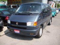 時尚汽車 97年 Volkswagen T4 短軸 手排 2.0L 8人座 9萬 可議價 0985070876 廖先生_圖片(1)