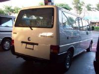 時尚汽車 97年 Volkswagen T4 2.4L 手排 長軸 柴油車 11人座 15萬5 可議價 0985070876 廖先生_圖片(2)