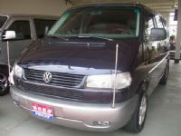 時尚汽車 01年 Volkswagen T4 2.5L 手排 8人座 短軸 (可營業用) 19萬 可議價 0985070876 廖先生_圖片(1)
