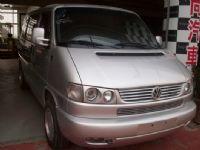 時尚汽車 01年 Volkswagen T4 VR6 2.8 自排 7人座 36萬5 可議價 0985070876 廖先生 _圖片(1)