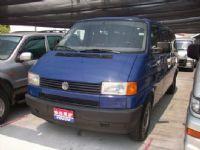 時尚汽車 97年 Volkswagen T4 2.0L 手排 9人座 長軸(可營業用) 12萬5 可議價 0985070876 廖先生_圖片(1)