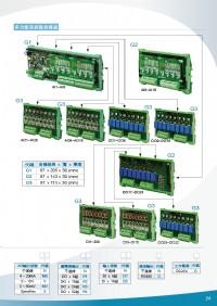 SD3000電流傳送器/電壓傳送器/PT100/熱電偶/AI/AO/ DI/DO/輸出RS485系統監控模組_圖片(2)