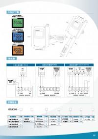 GR4000分離型液晶溫溼度傳訊器,二氧溫溼度傳送器,風管型一氧化碳傳送器,風管式C0一氧傳送器,AQI二氧溫溼度傳送器,AQI一氧化碳傳送器,AQI溫溼度傳送器,AQI風管型二氧化碳傳送器_圖片(2)