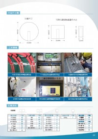 貼片式表面溫度計量測-50~180℃,運用在太陽能,大型馬達,冰水機管,電力匯流排,變壓器溫度異常偵測_圖片(2)
