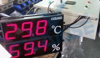 溫溼度傳送器,溫濕度顯示器,二氧化碳傳送器,片式表面溫度計,表面式溫度計,溫濕度顯示器,溫度顯示器, ,表面型溫度計,溫溼度傳訊器,隔測式黏型表面溫度計,貼片表面型溫度計-溫度電容櫃異常偵測-馬達溫度_圖片(3)