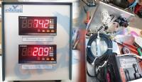 SE6100表面溫度警報控制器/大型馬達温度顯示器/電力匯流排溫度監控/溫度電容櫃異常偵測/温度BTU水管偵測器/傳送器溫溼度控制/溫度電容櫃監測器/温度恆壓控制器/熱水爐温度監控器_圖片(2)