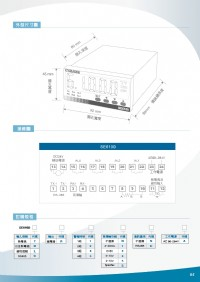 SE6100表面溫度警報控制器/大型馬達温度顯示器/電力匯流排溫度監控/溫度電容櫃異常偵測/温度BTU水管偵測器/傳送器溫溼度控制/溫度電容櫃監測器/温度恆壓控制器/熱水爐温度監控器_圖片(4)