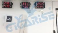 GR1000-溫溼度顯示檢知器/溫溼度警報控制/壁掛溫溼度傳送器/溫溼度顯示傳送器/溫溼度傳送控制器/溫溼度感測顯示器/溫溼度偵測控制器/大型溫溼度控制器_圖片(1)
