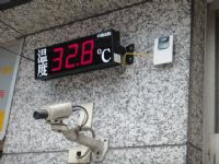 溫溼度控制器SE2000大型顯示器看板,大型溫濕度顯示器, RS485大型溫濕度顯示器,溫度RS485顯示器, RS485溫度顯示器, 4~20mA溫濕度大型顯示器,溫濕度LED顯示器,濕度顯示器_圖片(4)