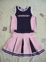 【2手童裝出清】美國YOUNG HEARTS女童啦啦隊褲裙套裝6號_圖片(1)