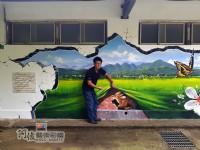 牆壁彩繪,3D彩繪,3D立體壁畫,牆面彩繪,壁畫,LINE ID: 559383,Tel:0955660115_圖片(2)