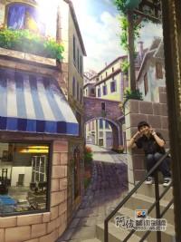 牆壁彩繪,3D彩繪,民宿彩繪,3D立體壁畫,手工壁畫,LINE ID: 559383,Tel:0955660115_圖片(2)