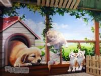 3D牆壁彩繪,專精彩繪的壁畫工作室,Tel:0955660115_圖片(4)